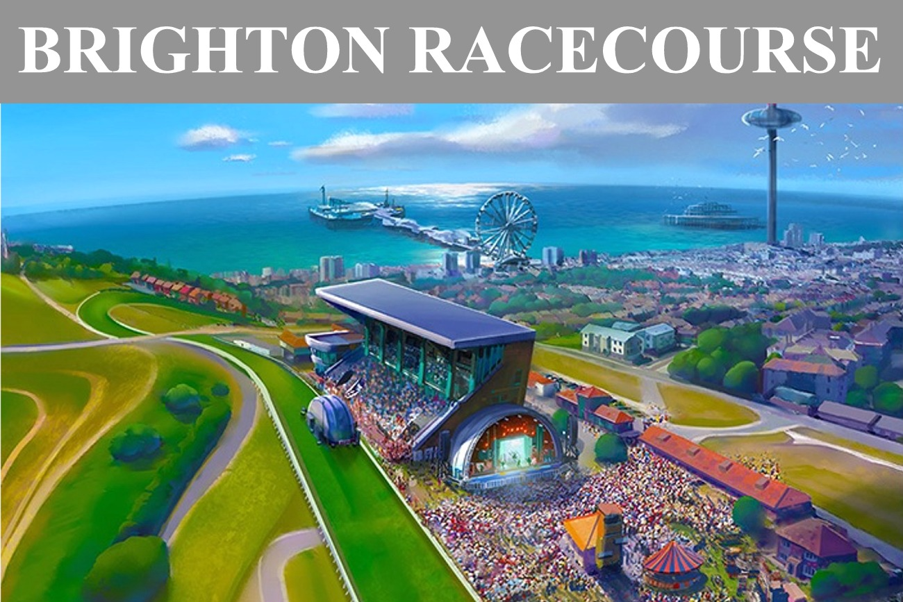Brighton Racecourse Block 2